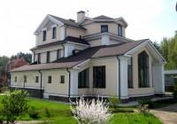 Частный дом Суханово, без утепления